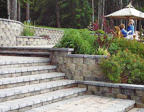 Cornerstone Retaining Walls